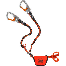 Climbing Technology Top Shell Slider Twister con Dispositivo de Torsión, bicolour